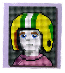 Pixelhobby Commander Keen