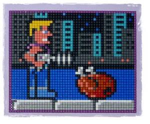 Pixelhobby Duke Nukem