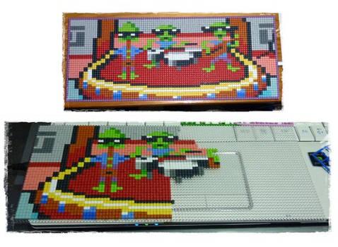 Pixelhobby Sq1 Bar Aliens
