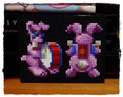 Pixelhobby Sq4 Bunny