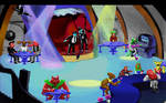 Space Quest 1 VGA Recoloured 2 by Rachykins