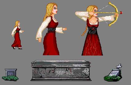 Old Rosella Art by Rachykins