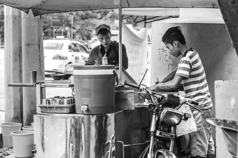 Street Cook: Brothers by OhSangHo