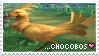 Chocobo stamp by mishiinu