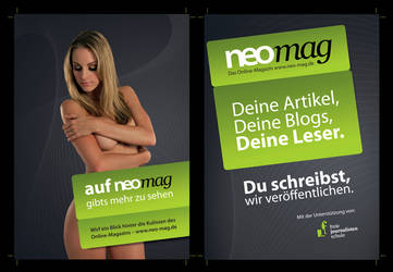 neo-mag Flyer - Second Edition by simplyray