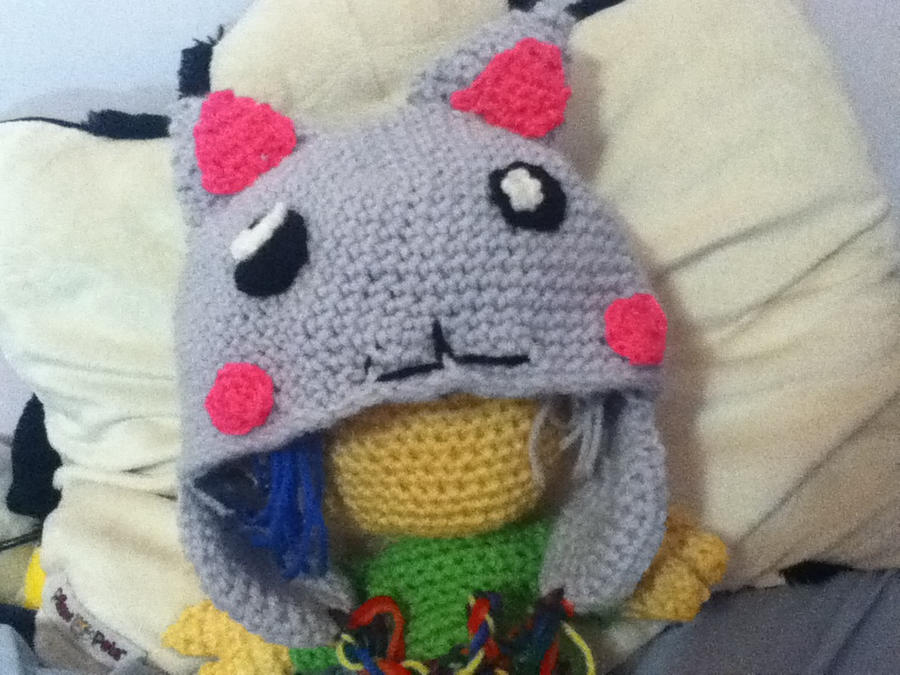 Gallery For > Crochet Cat Hat