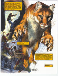 Were-Cougar by NealAdams