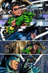 Batman:Odyssey 1 Page 10 by NealAdams