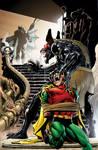 Batman 4 Cover