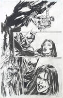 Batman 12 Interior Art by NealAdams