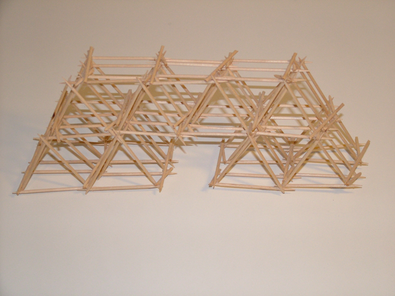 Toothpick Bridge Drawings Images Reverse Search