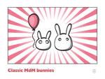 Classic MdM bunnies