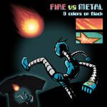 FIRE vs METAL - on Woot
