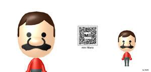 MdM Mii: mini Mario