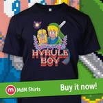 Hyrule Boy