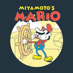 Miyamoto's Mario by MdMbunny