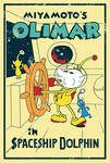 Miyamoto's Olimar - Poster