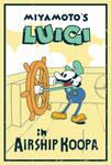Miyamoto's Luigi - Poster