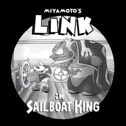 Miyamoto's Link in Sailboat King by MdMbunny