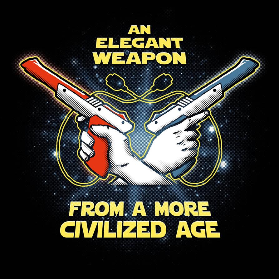 Elegant Weapon by MdMbunny