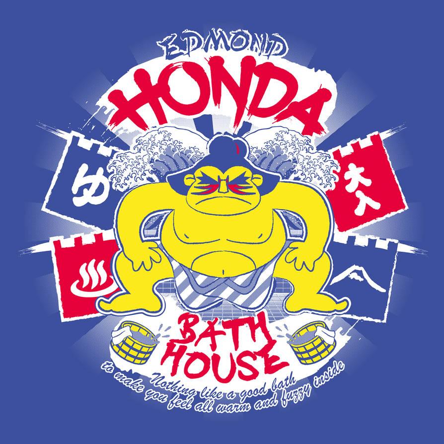 Honda Bath House by MdMbunny