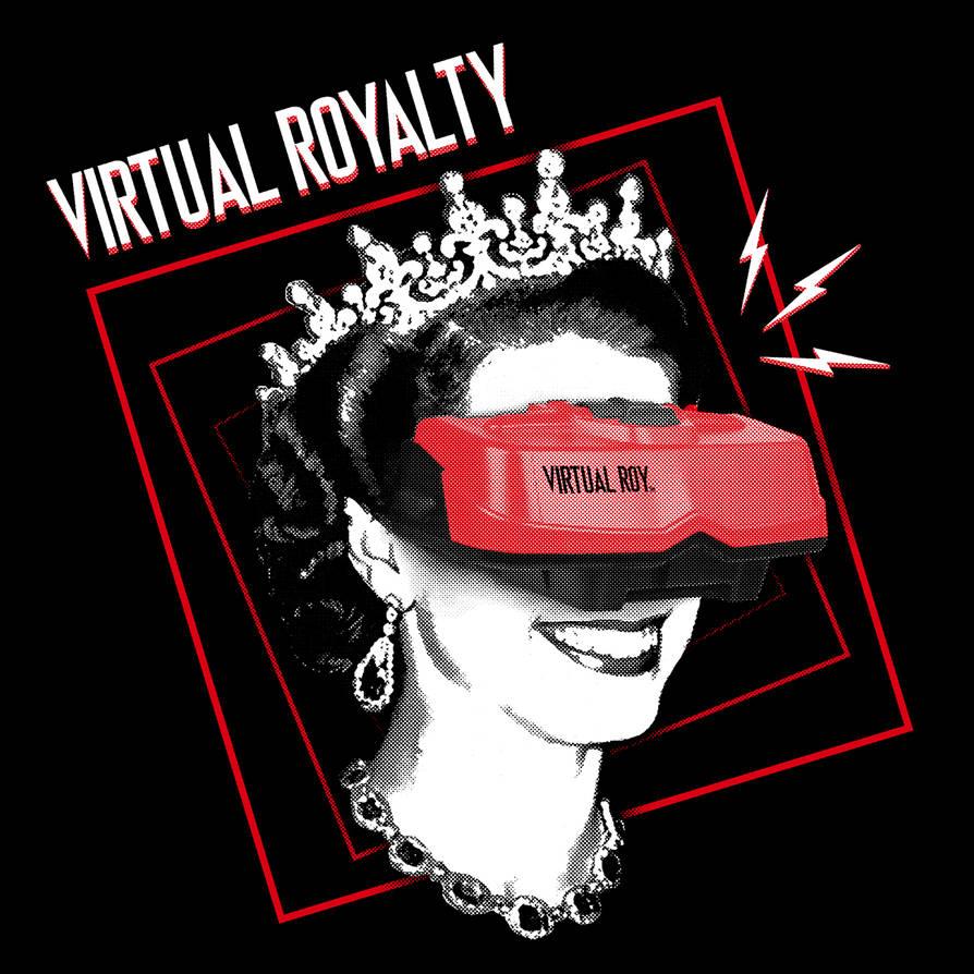 Virtual Royalty by MdMbunny