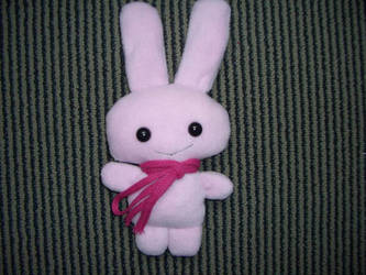 Thammy rabbit by limubear