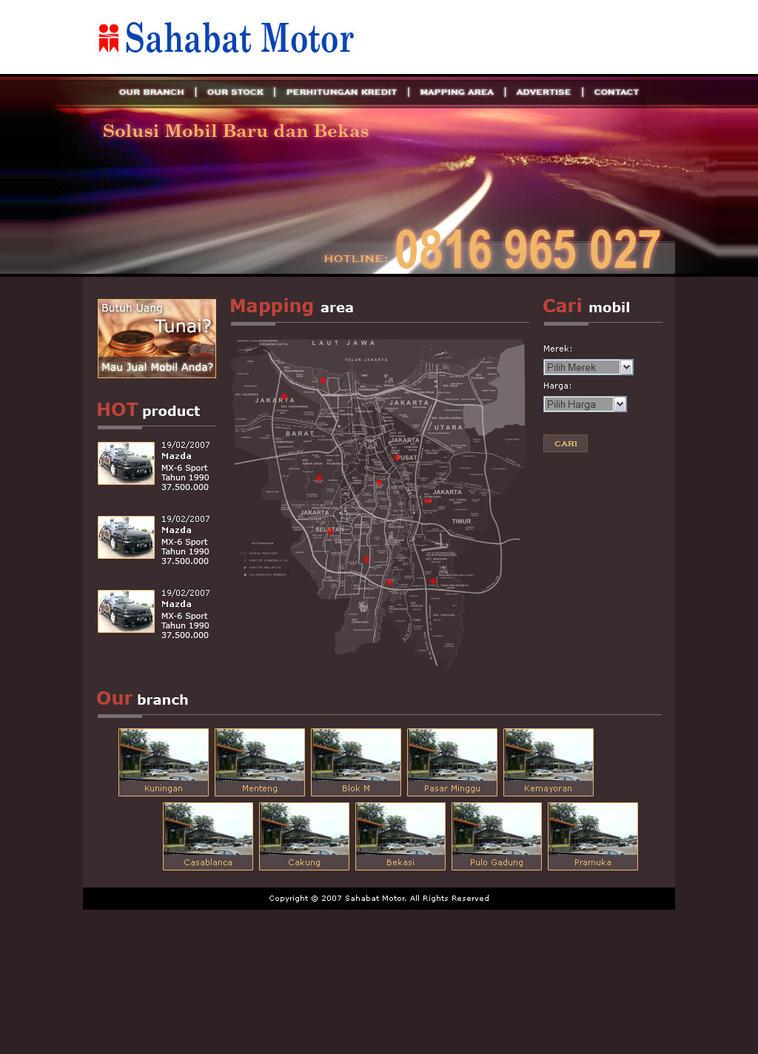 Car Dealer Web