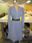 1940s House Dress
