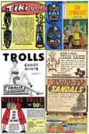 Mockup comicbook advert page - Koitown Insidefront
