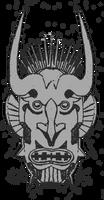 Idol Mask Stone