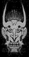 Giant Idol Mask Stone