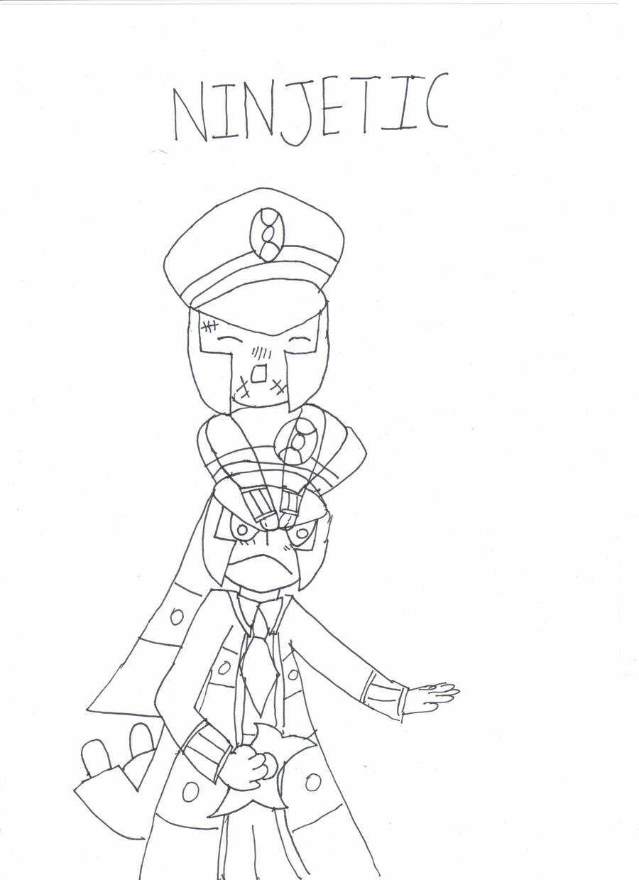 NINJETIC Part 1 By Ozzybob On DeviantART