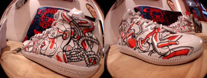 custom Shoes on Customania
