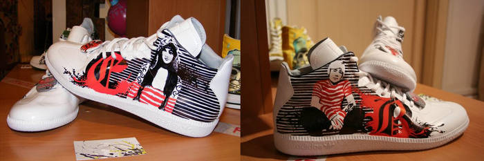 shoes on customania
