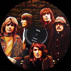 Pink Floyd by othone
