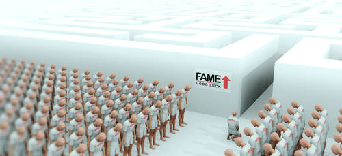 Fame ... by othone
