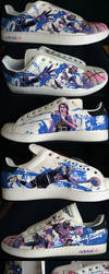 nba shoes by othone