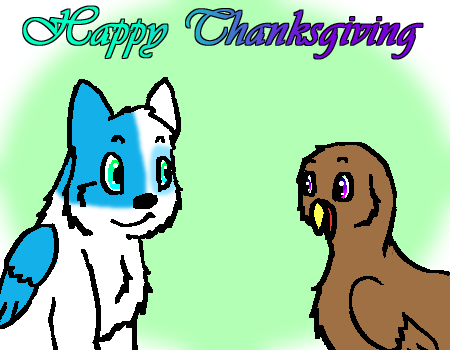 Happy Thanksgiving 2013 by krxterme