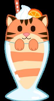 Orange Tiger Shake