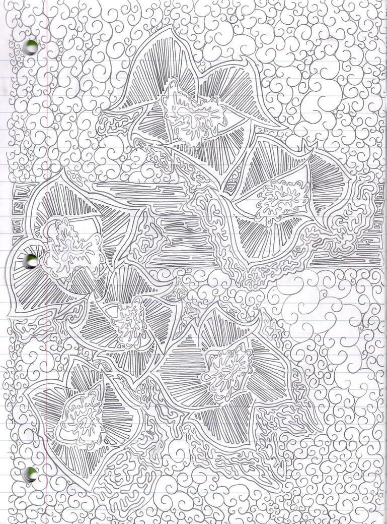 Line Work Art : Abstract line work by greatthepat on deviantart