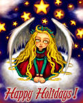 Holiday Card Project - Happy Holidays!