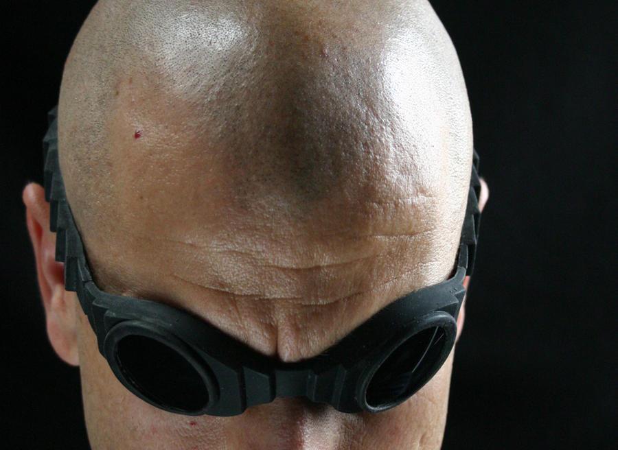 RIDDICK GOGGLES by ferfitness Riddick Goggles Replica