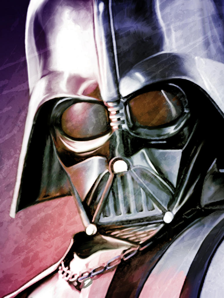 Darth Vader by soonergriff