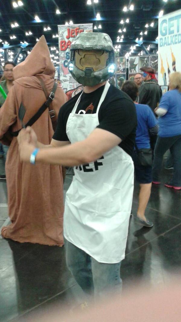 Master Chef by Distilledwasteland
