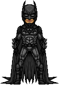 Batman by UltimateLomeli