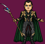 Loki by UltimateLomeli