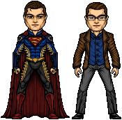 Superman (Facu) by UltimateLomeli