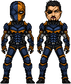 Deathstroke by UltimateLomeli