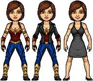 Wonder Woman (RiverShanden) by UltimateLomeli